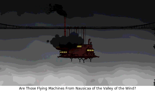 Screenshot Of Flying Machines
