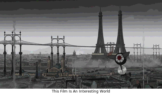 Screenshot Of Two Eiffel Towers