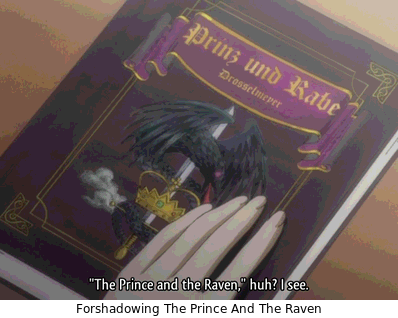 Screenshot Of The Prince And The Raven Book
