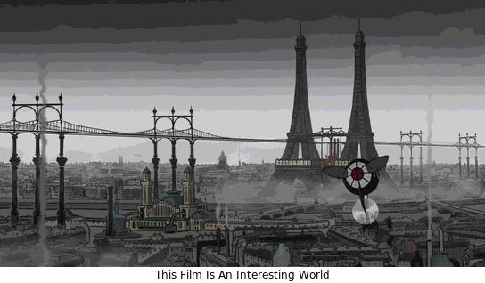April And The Extraordinary World Ghibli Likeness