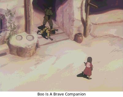 Screenshot Of Boos Death